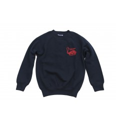 SWEATSHIRT RED DRAGON